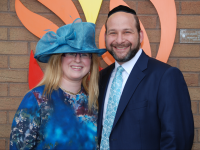 Rabbi Elchonon Induction