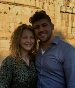 Laura & Michoel, Youth Leaders
